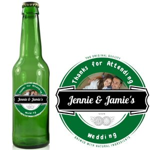 personalized beer labels