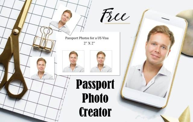 Free Passport Photo Online